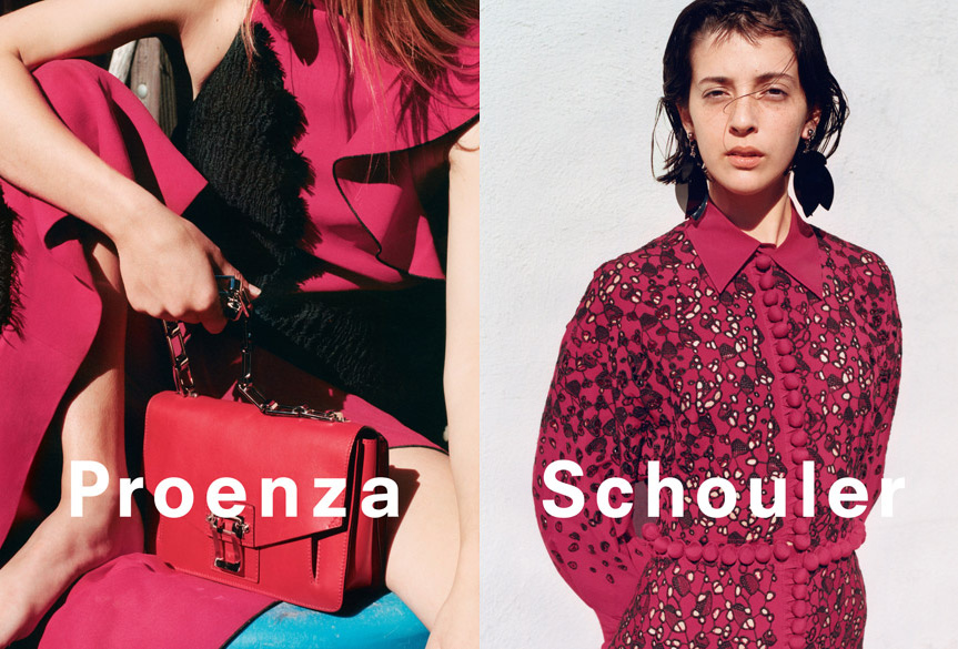 Campagne Proenza Schouler - Printemps/été 2016 - Photo 4