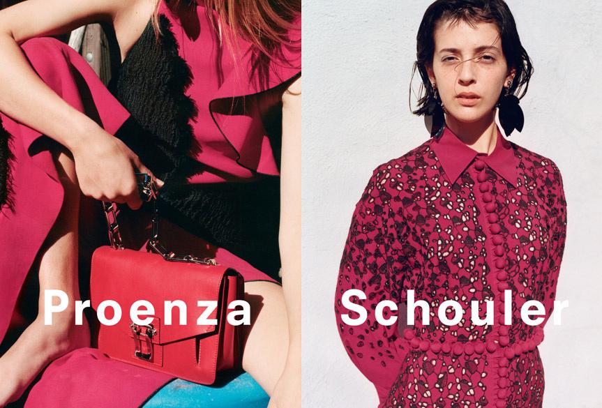 Campagne Proenza Schouler - Printemps/été 2016 - Photo 4
