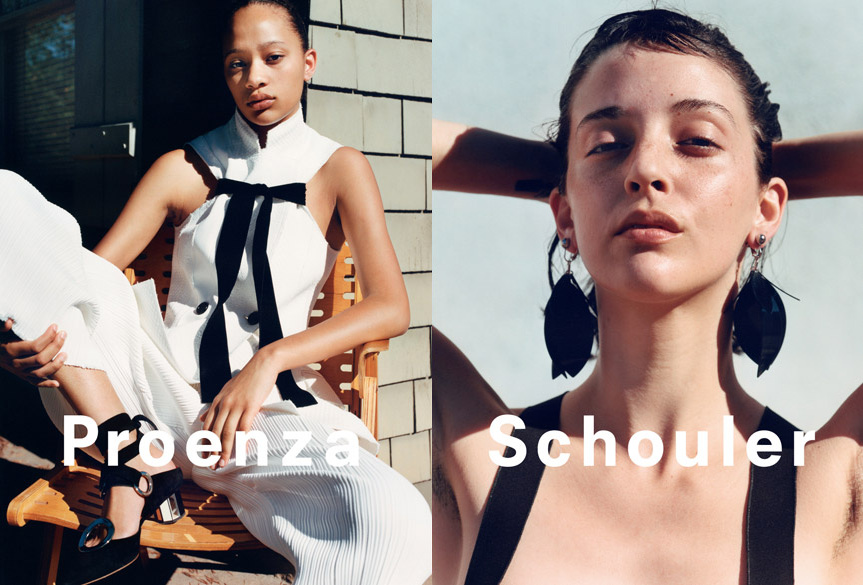 Campagne Proenza Schouler - Printemps/été 2016 - Photo 8