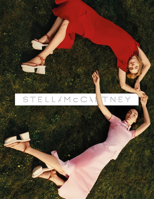 Campagne Stella McCartney - Printemps/été 2016 - Photo 2