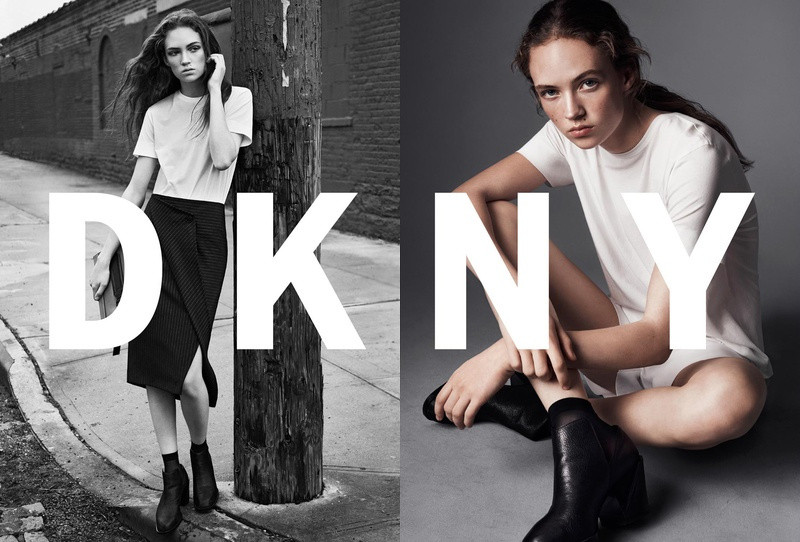 Campagne DKNY - Printemps/été 2016 - Photo 1
