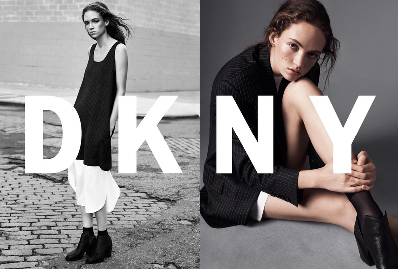 Campagne DKNY - Printemps/été 2016 - Photo 3