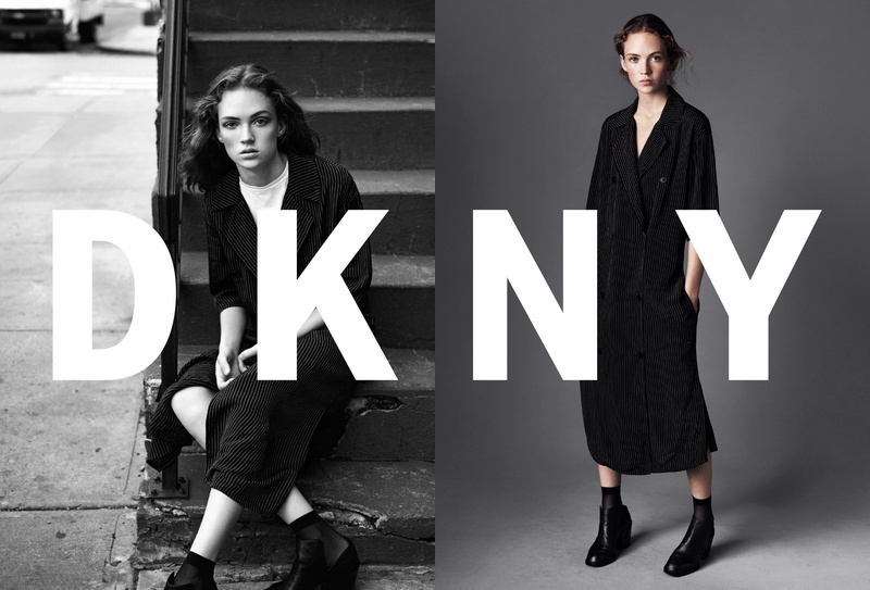 Campagne DKNY - Printemps/été 2016 - Photo 4