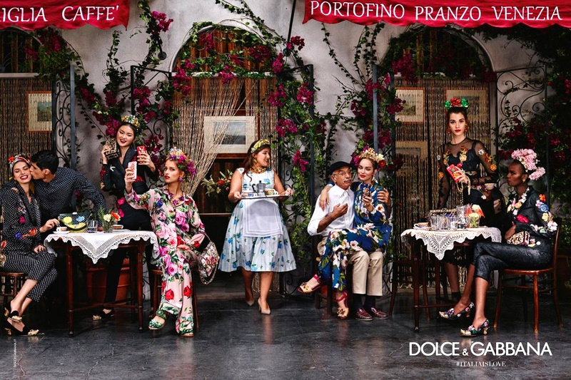 Campagne Dolce & Gabbana - Printemps/�t� 2016 - Photo 2