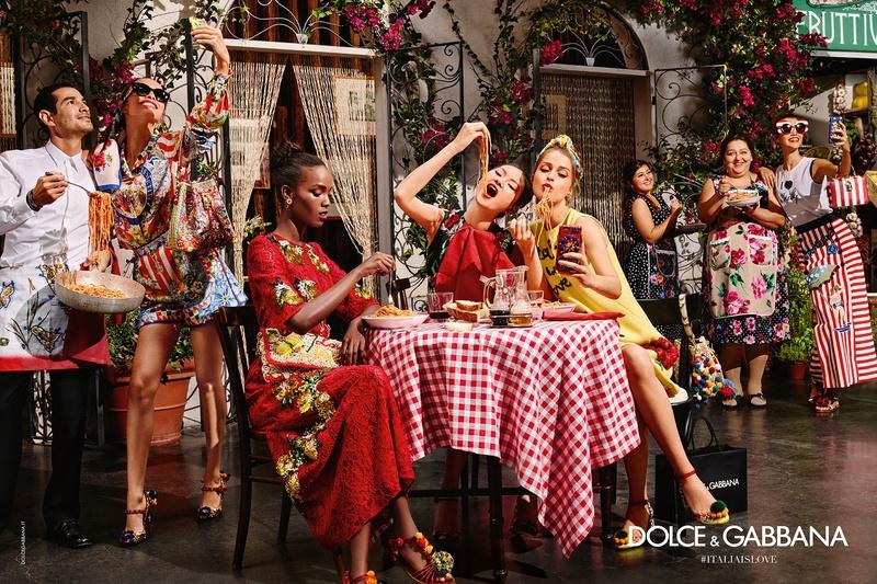 Campagne Dolce & Gabbana - Printemps/�t� 2016 - Photo 3