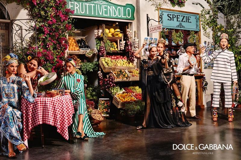 Campagne Dolce & Gabbana - Printemps/�t� 2016 - Photo 4