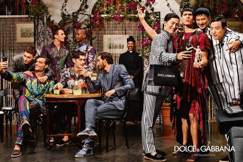 Campagne Dolce & Gabbana - Printemps/�t� 2016 - Photo 5