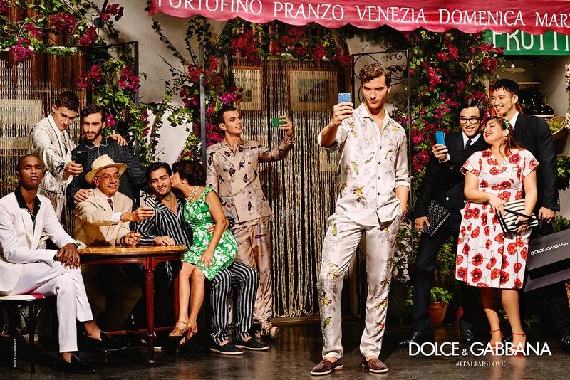 Campagne Dolce & Gabbana - Printemps/�t� 2016 - Photo 6