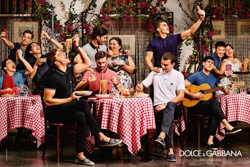 Campagne Dolce & Gabbana - Printemps/�t� 2016 - Photo 7
