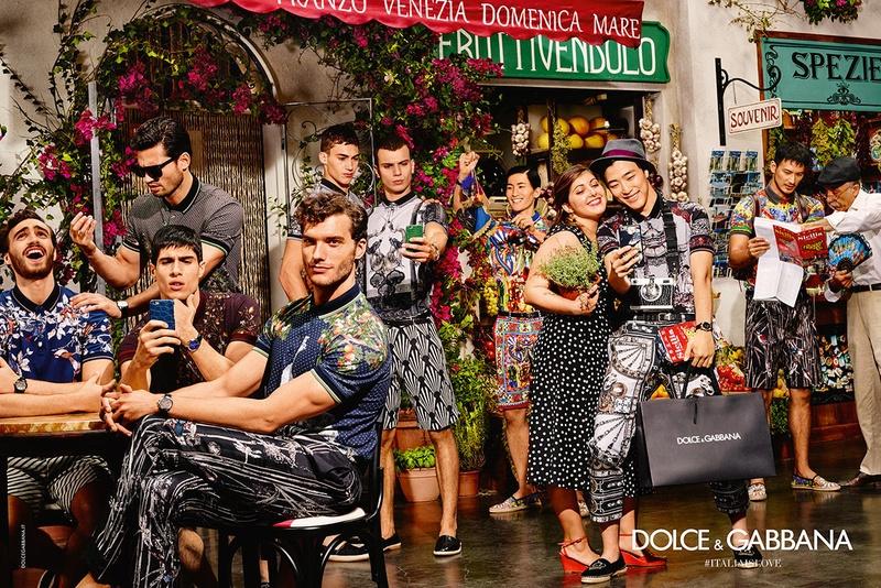 Campagne Dolce & Gabbana - Printemps/�t� 2016 - Photo 8