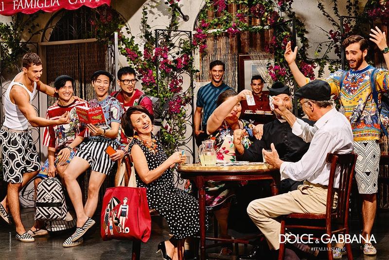 Campagne Dolce & Gabbana - Printemps/�t� 2016 - Photo 9