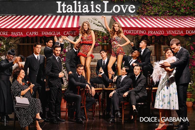 Campagne Dolce & Gabbana - Printemps/�t� 2016 - Photo 10