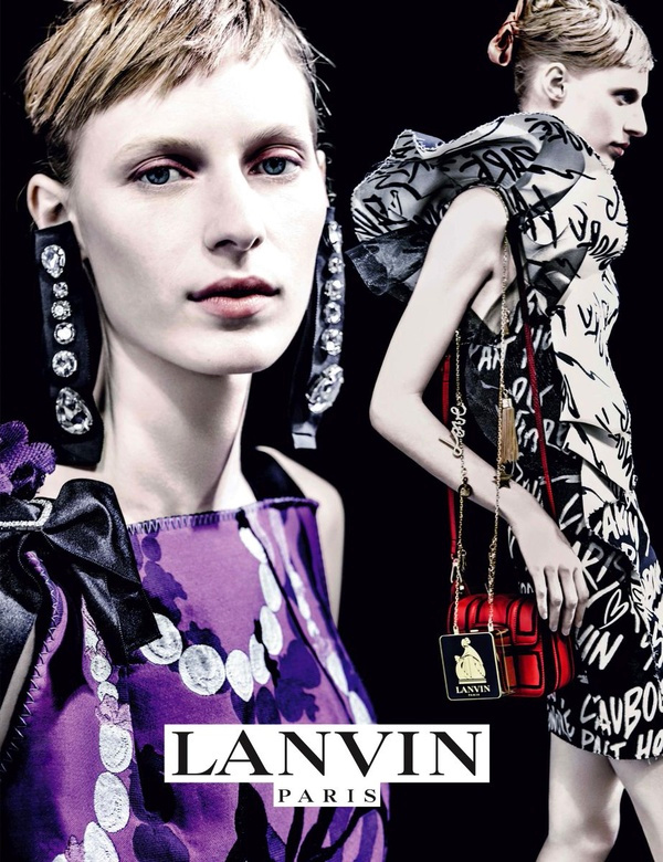 Campagne Lanvin - Printemps/�t� 2016 - Photo 1