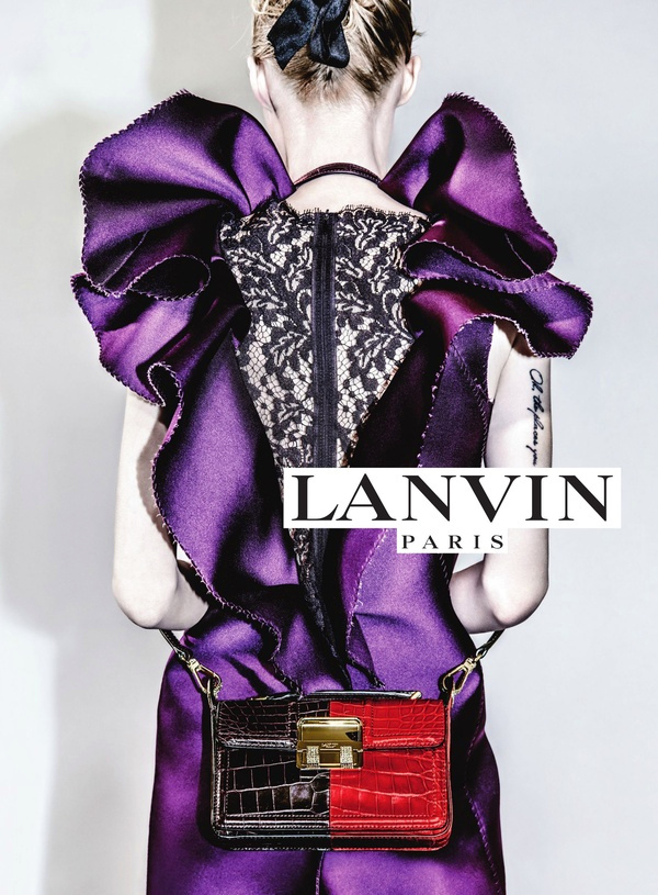 Campagne Lanvin - Printemps/été 2016 - Photo 3