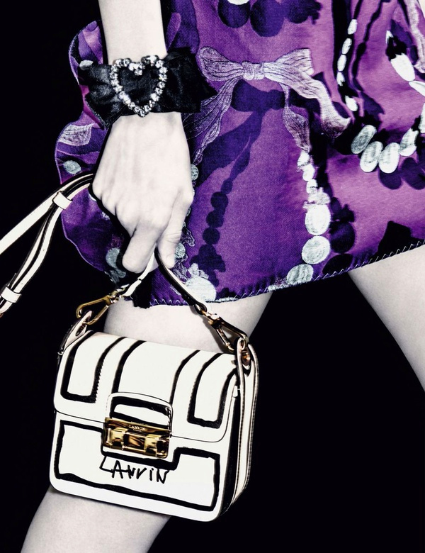 Campagne Lanvin - Printemps/été 2016 - Photo 4