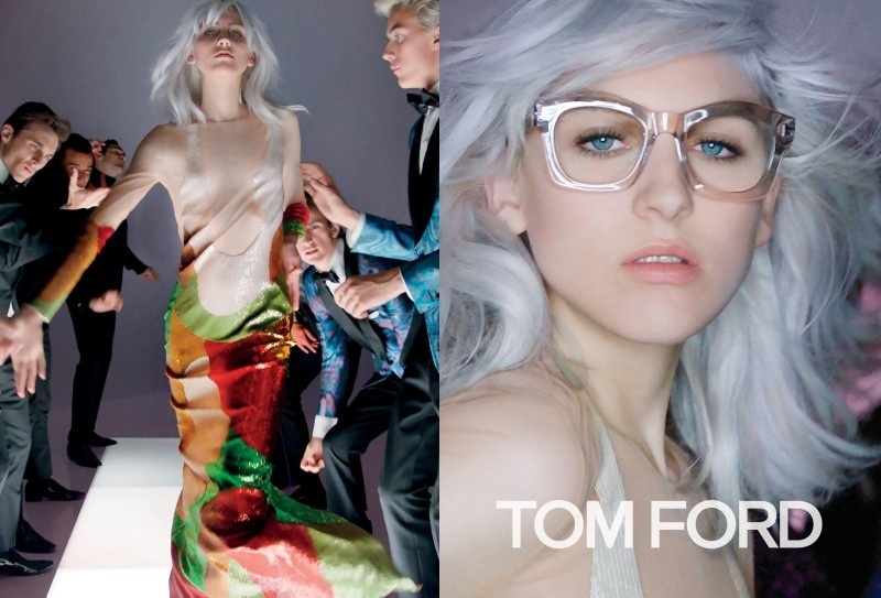 Campagne Tom Ford - Printemps/été 2016 - Photo 2