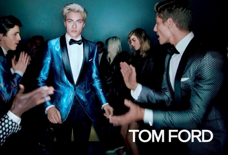 Campagne Tom Ford - Printemps/été 2016 - Photo 4