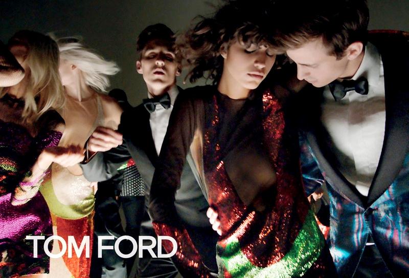 Campagne Tom Ford - Printemps/été 2016 - Photo 6