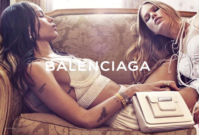 Campagne Balenciaga - Printemps/été 2016 - Photo 3