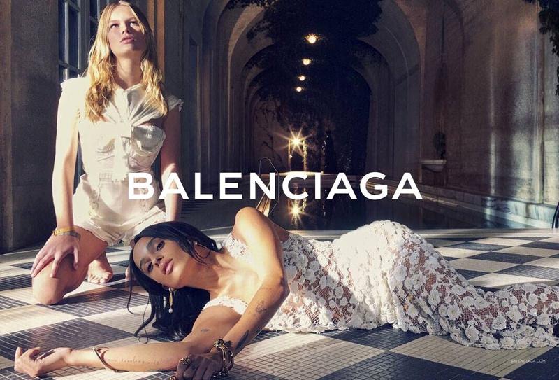 Campagne Balenciaga - Printemps/été 2016 - Photo 4