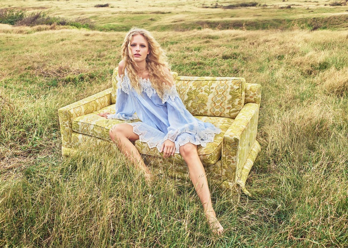 Campagne Zara - Printemps/�t� 2016 - Photo 3