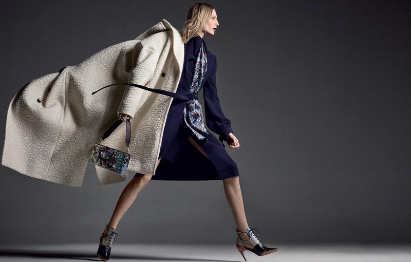 Campagne Dior - Automne/hiver 2016-2017 - Photo 4