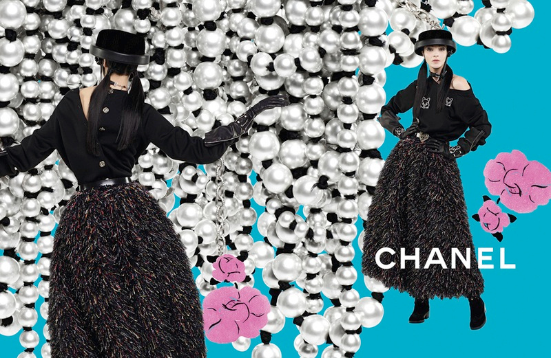 Campagne Chanel - Automne/hiver 2016-2017 - Photo 4