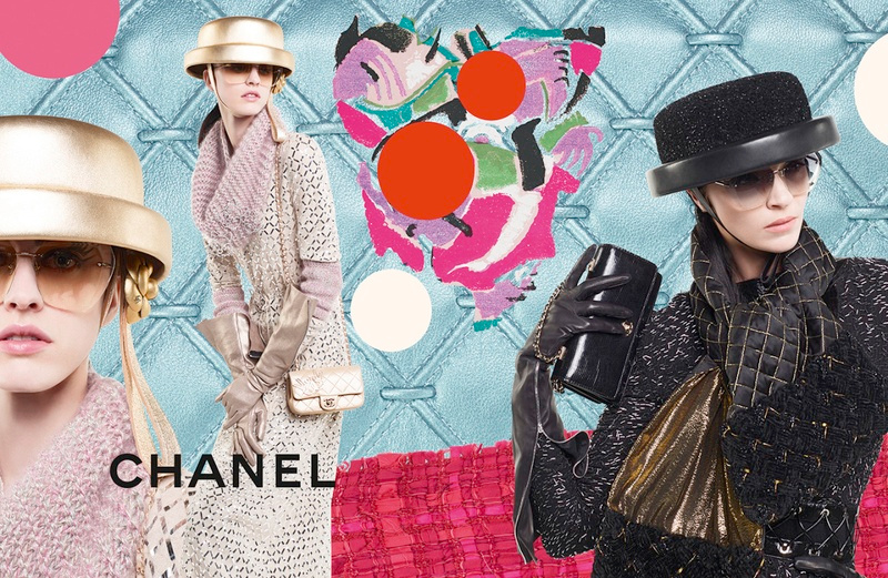Campagne Chanel - Automne/hiver 2016-2017 - Photo 8