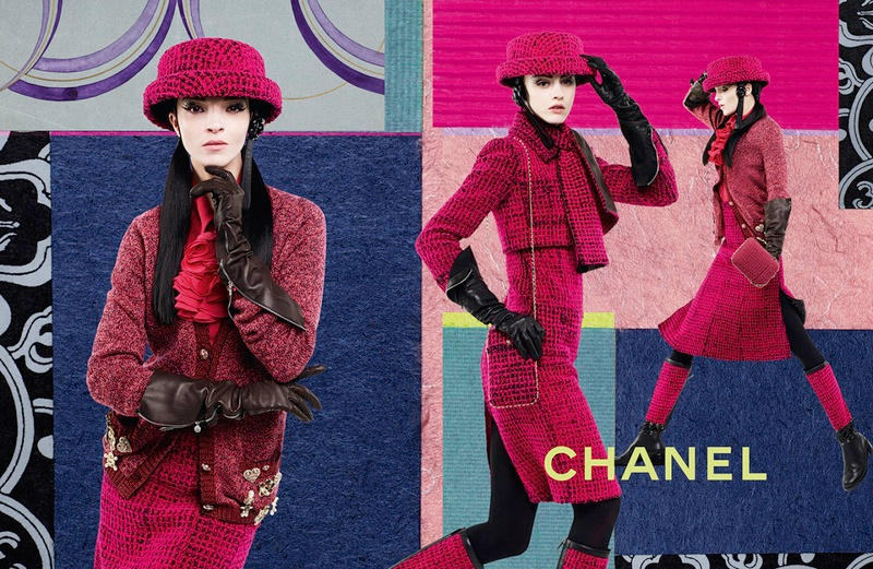 Campagne Chanel - Automne/hiver 2016-2017 - Photo 9