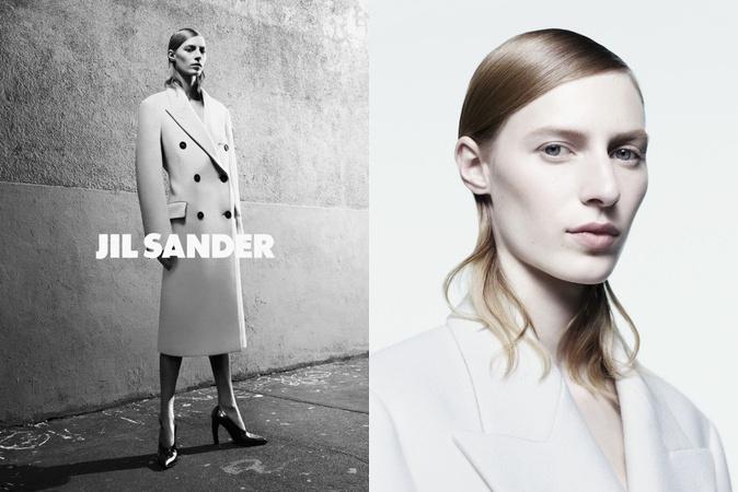 Campagne Jil Sander - Automne/hiver 2016-2017 - Photo 2