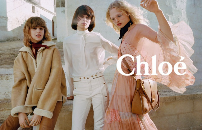 Campagne Chloé - Automne/hiver 2016-2017 - Photo 5