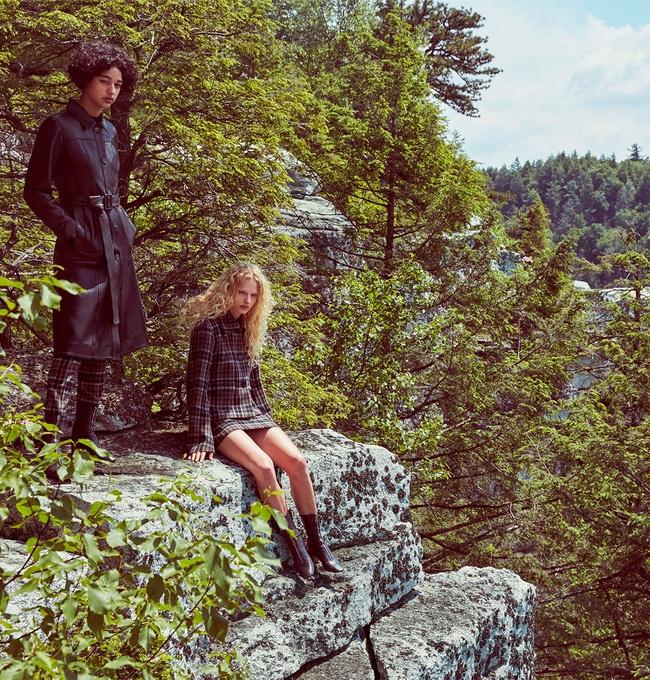 Campagne Zara - Automne/hiver 2016-2017 - Photo 8