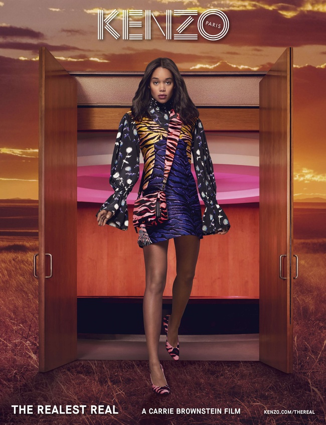 Campagne Kenzo - Automne/hiver 2016-2017 - Photo 2
