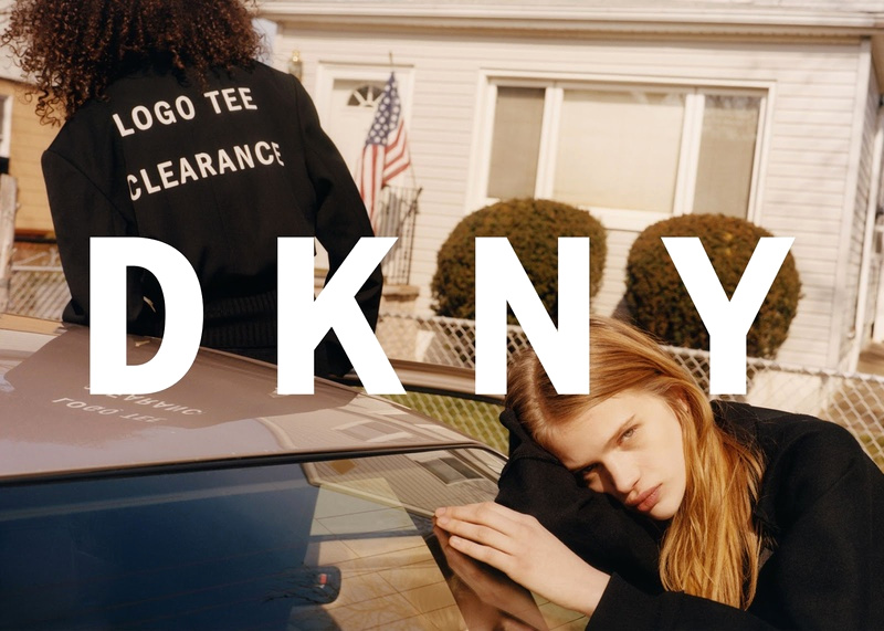 Campagne DKNY - Automne/hiver 2016-2017 - Photo 4