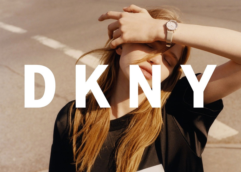 Campagne DKNY - Automne/hiver 2016-2017 - Photo 5