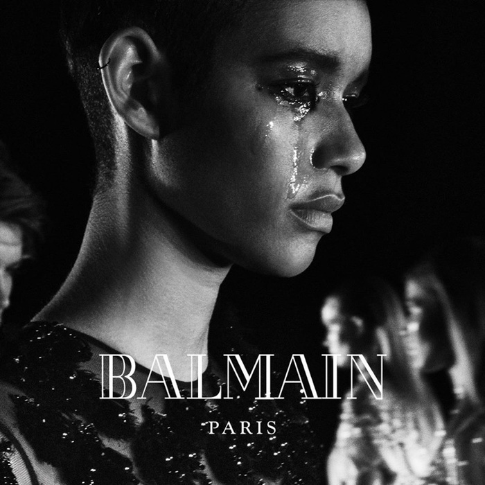 Campagne Balmain - Automne/hiver 2016-2017 - Photo 4