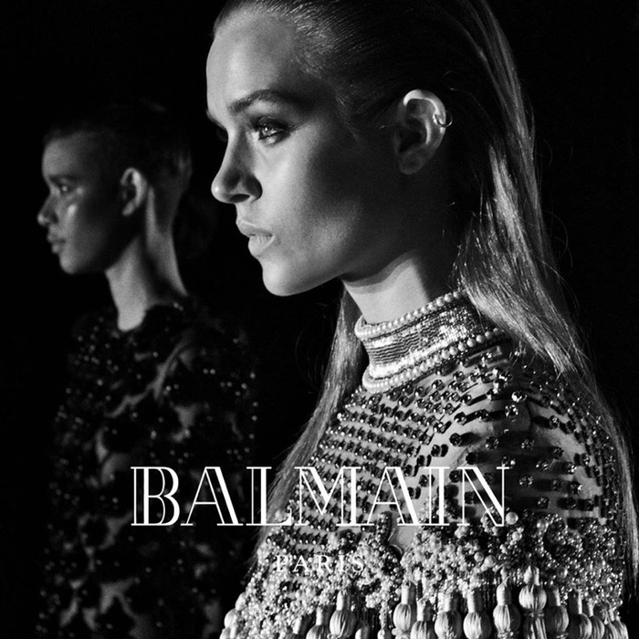 Campagne Balmain - Automne/hiver 2016-2017 - Photo 5