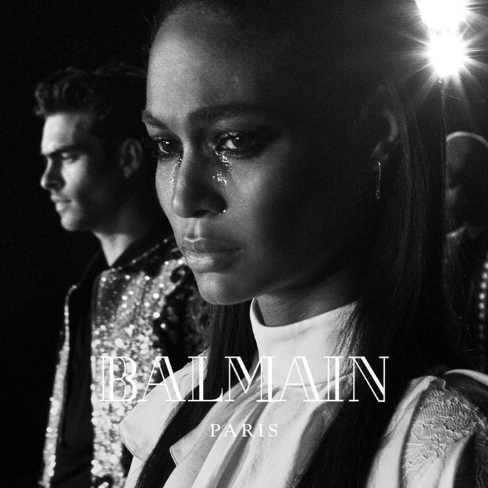 Campagne Balmain - Automne/hiver 2016-2017 - Photo 7