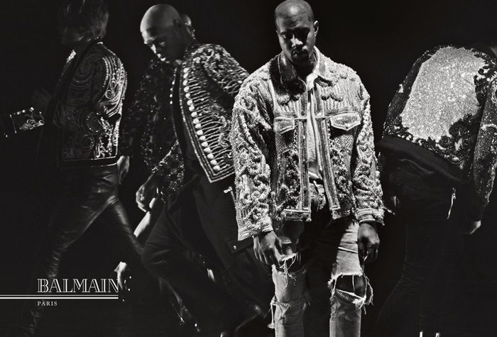 Campagne Balmain - Automne/hiver 2016-2017 - Photo 10