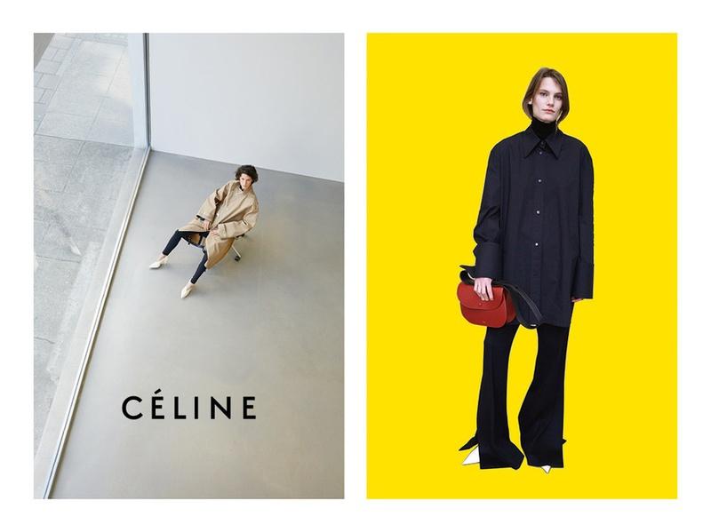 Campagne Céline - Automne/hiver 2016-2017 - Photo 1