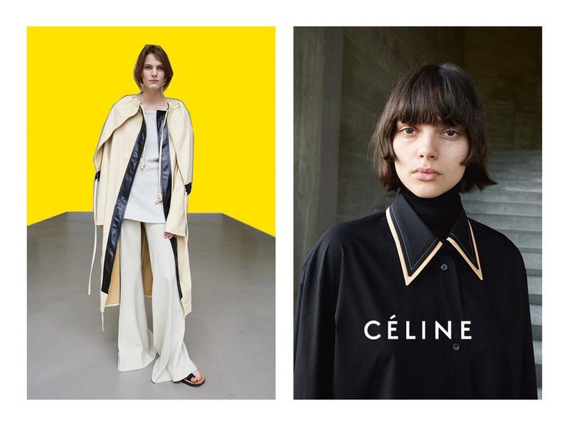 Campagne Céline - Automne/hiver 2016-2017 - Photo 2