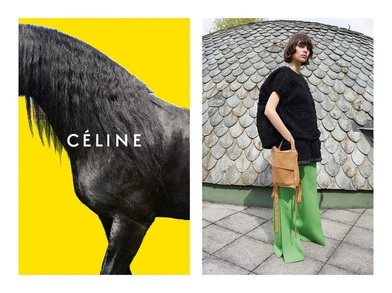 Campagne Céline - Automne/hiver 2016-2017 - Photo 4