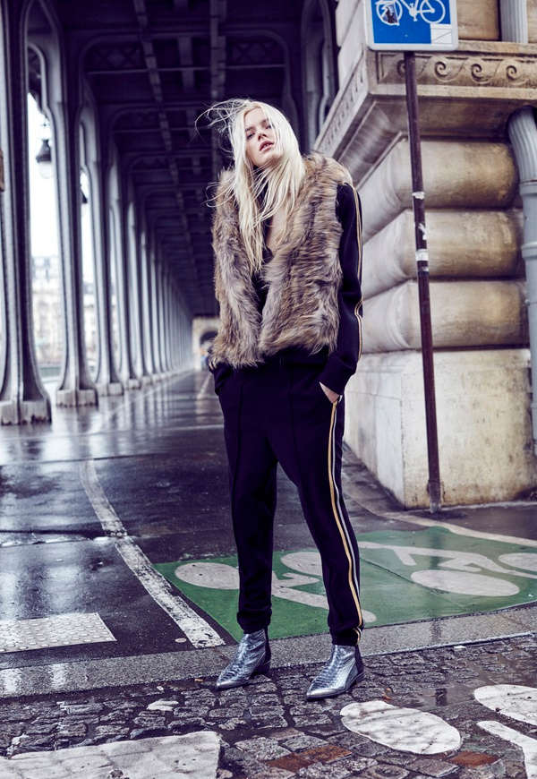 Collection Zadig & Voltaire - Automne/hiver 2016-2017 - Photo 4