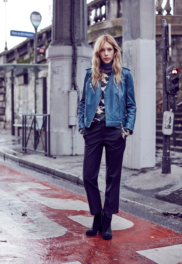 Collection Zadig & Voltaire - Automne/hiver 2016-2017 - Photo 10