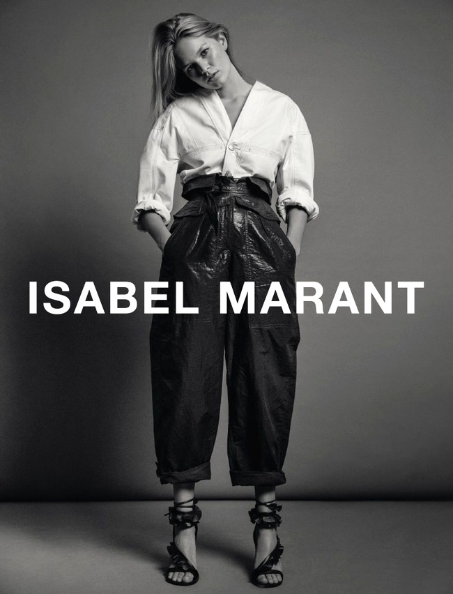 Campagne Isabel Marant - Printemps/été 2017 - Photo 1