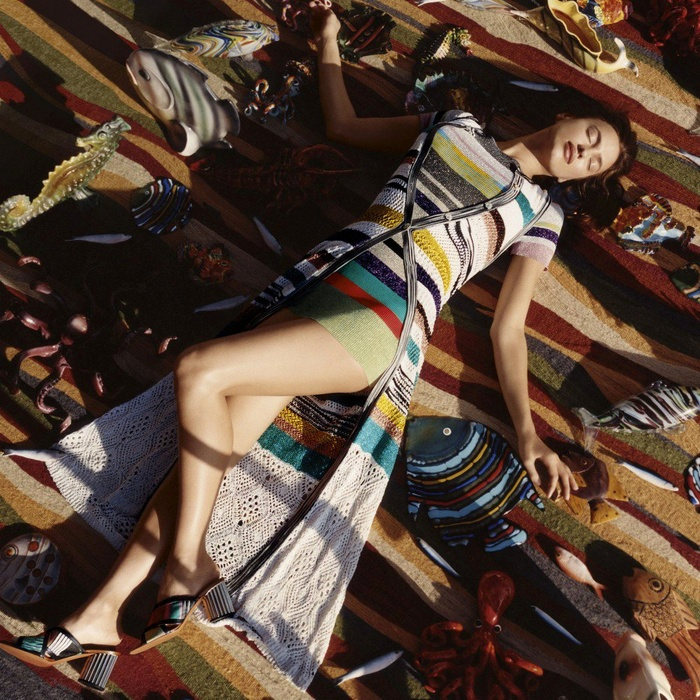 Campagne Missoni - Printemps/été 2017 - Photo 6