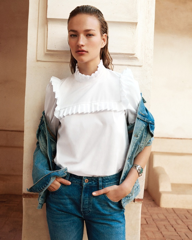 Collection Claudie Pierlot - Printemps/été 2017 - Photo 1