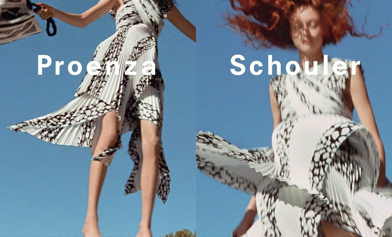 Campagne Proenza Schouler - Printemps/été 2017 - Photo 2
