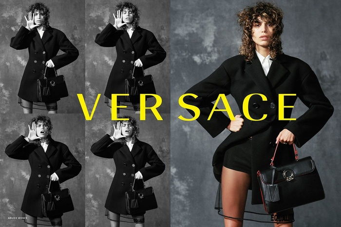 Campagne Versace - Automne/hiver 2017-2018 - Photo 2