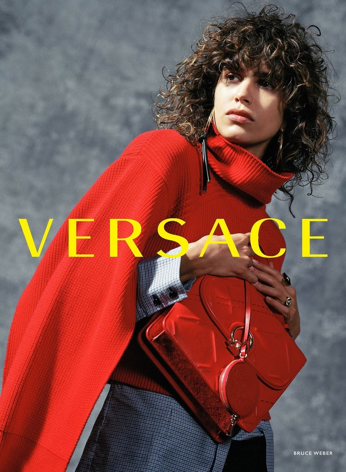 Campagne Versace - Automne/hiver 2017-2018 - Photo 5